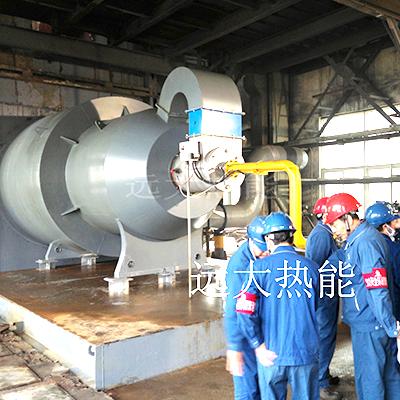 江铜集团贵溪冶炼厂热风炉项目