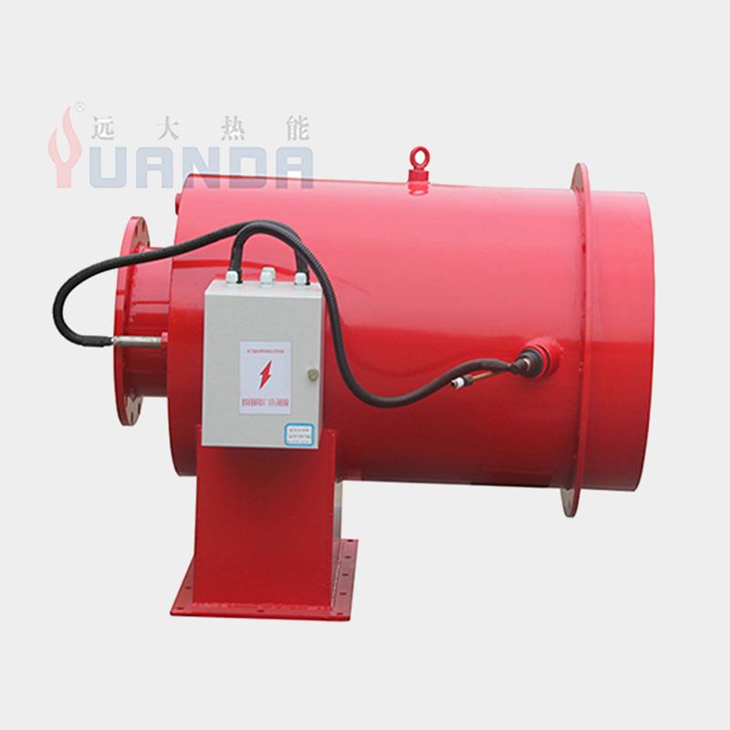 分体式焦炉煤气燃烧器