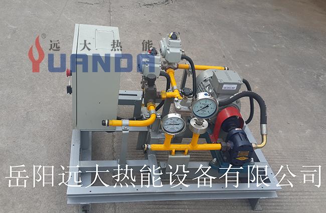 燃油燃烧器供油单元