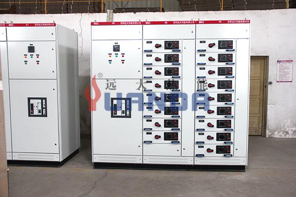 低压电气成套控制柜-1