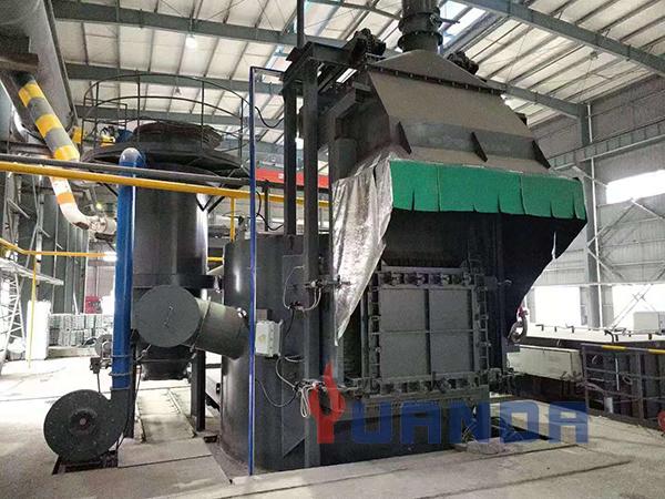 锌合金熔炼炉-3