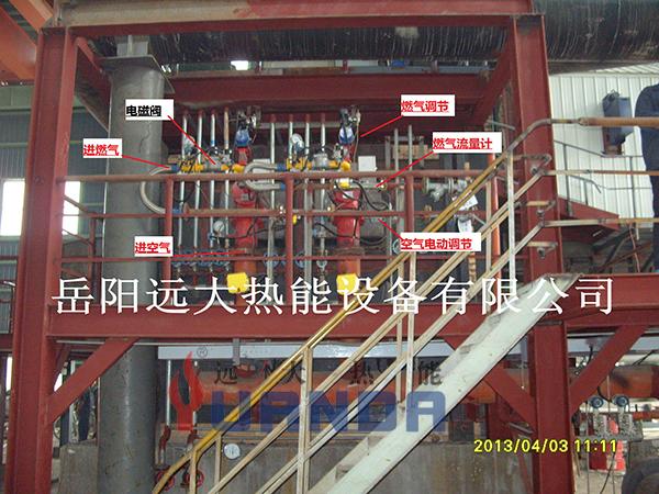 铜浮渣反射炉(江铜集团)