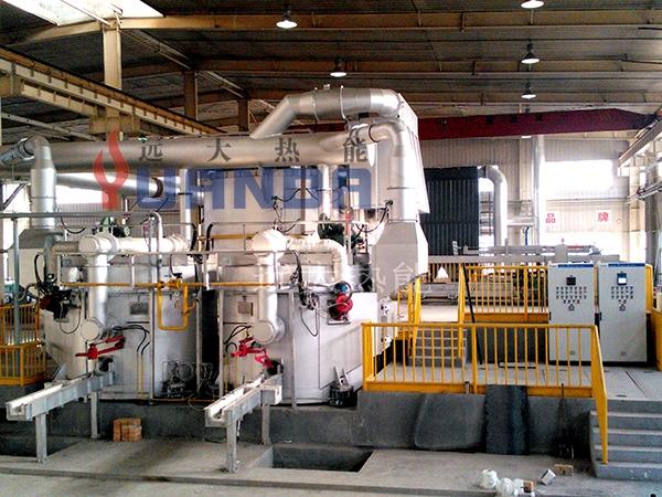 熔铝炉、保温炉生产线-1