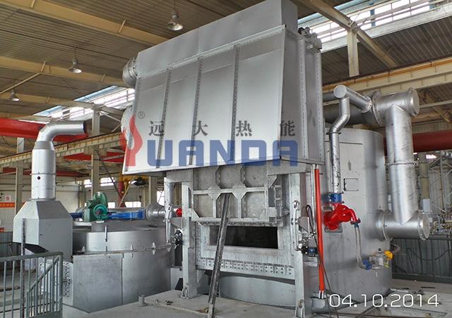 熔铝炉、保温炉生产线-2