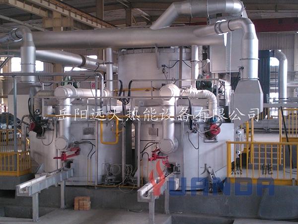 熔铝炉、保温炉生产线-3
