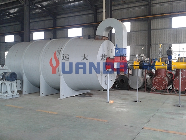 低氮热风炉