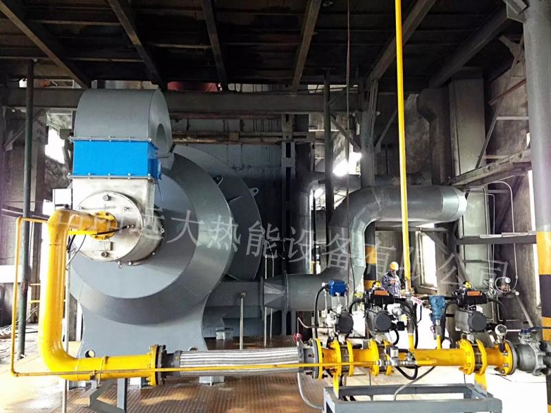 预热式节能热风炉(高温型)-3