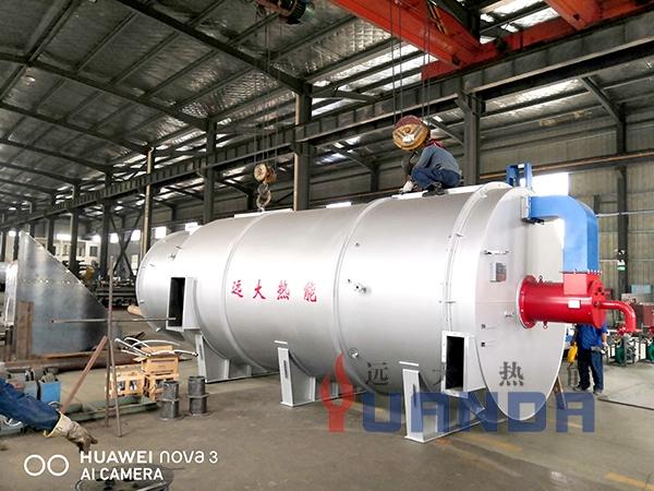 预热式节能热风炉(高温型)-4