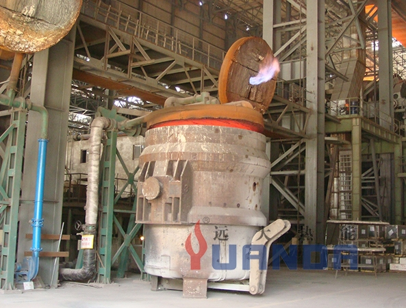 钢包烘烤器(120吨)
